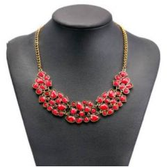 Women's Jewellery Necklace Latest Fashion Jewelry Necklace NL-0129