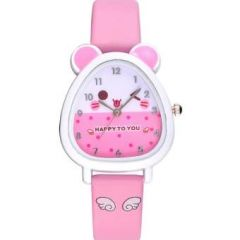 Boy Watch Lovely Animal Design Boy Girl Children Quartz Watch Kid's Birthday Gift